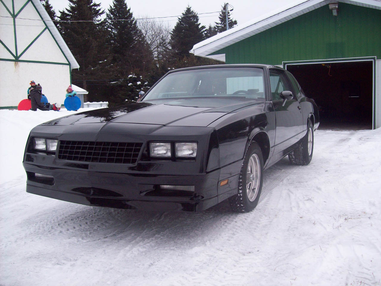 1985  Chevrolet Monte Carlo ss picture, mods, upgrades